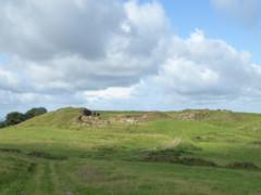A quarried hill near Pott Shrigley