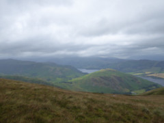 Hallin Fell, seen from Loadpot Hill