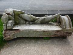 Bench at Dolanog
