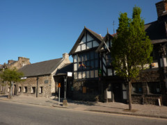 Parliament House at Machynlleth