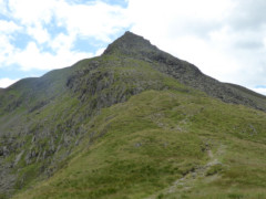 Cofa Pike, seen from St Sunday Crag