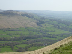 Win Hill, seen from Lose Hill
