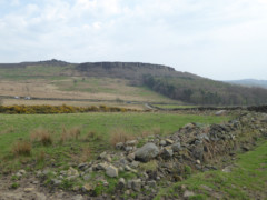 Milstone Edge in the distance