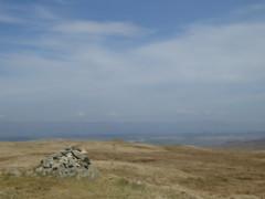 The summit of Tarn Crag