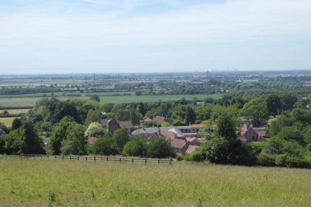 The village of Brantingham