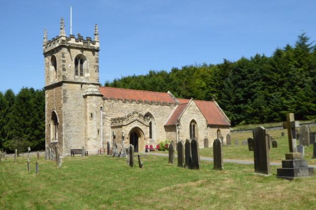 All Saints Church, Brantingham