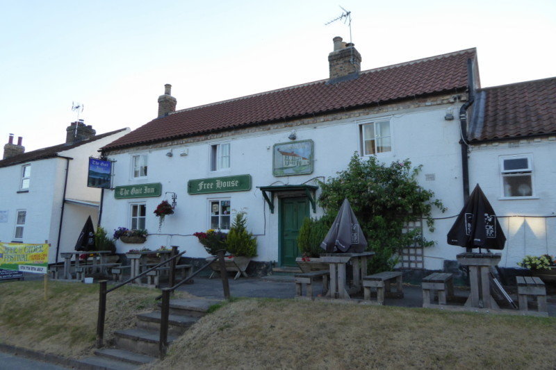 The Gait Inn pub, Millington
