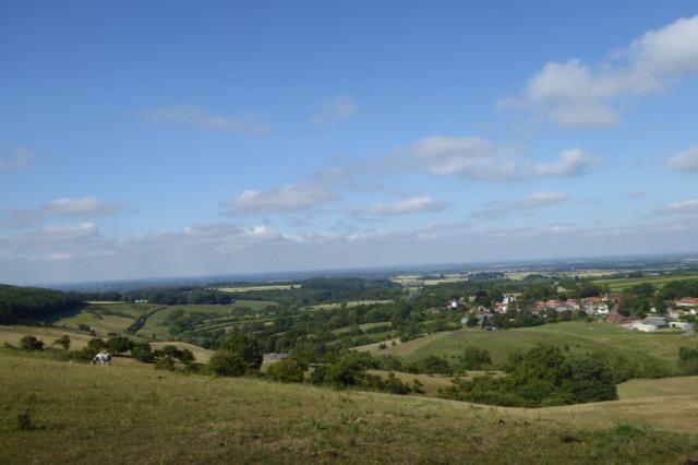 Millington, seen from Wan Dale
