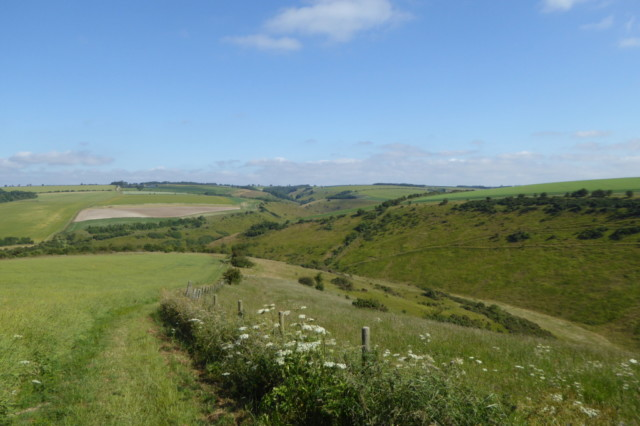 Sylvan Dale on the Yorkshire Wolds Way