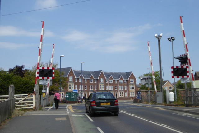 Filey level crossing