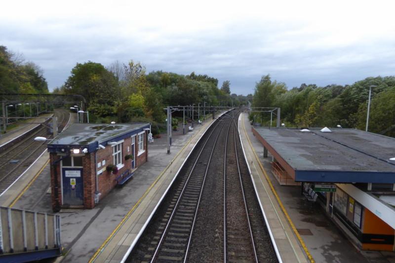 Kidsgrove railway station