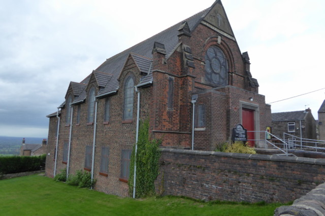 Mow Cop Methodist Chapel