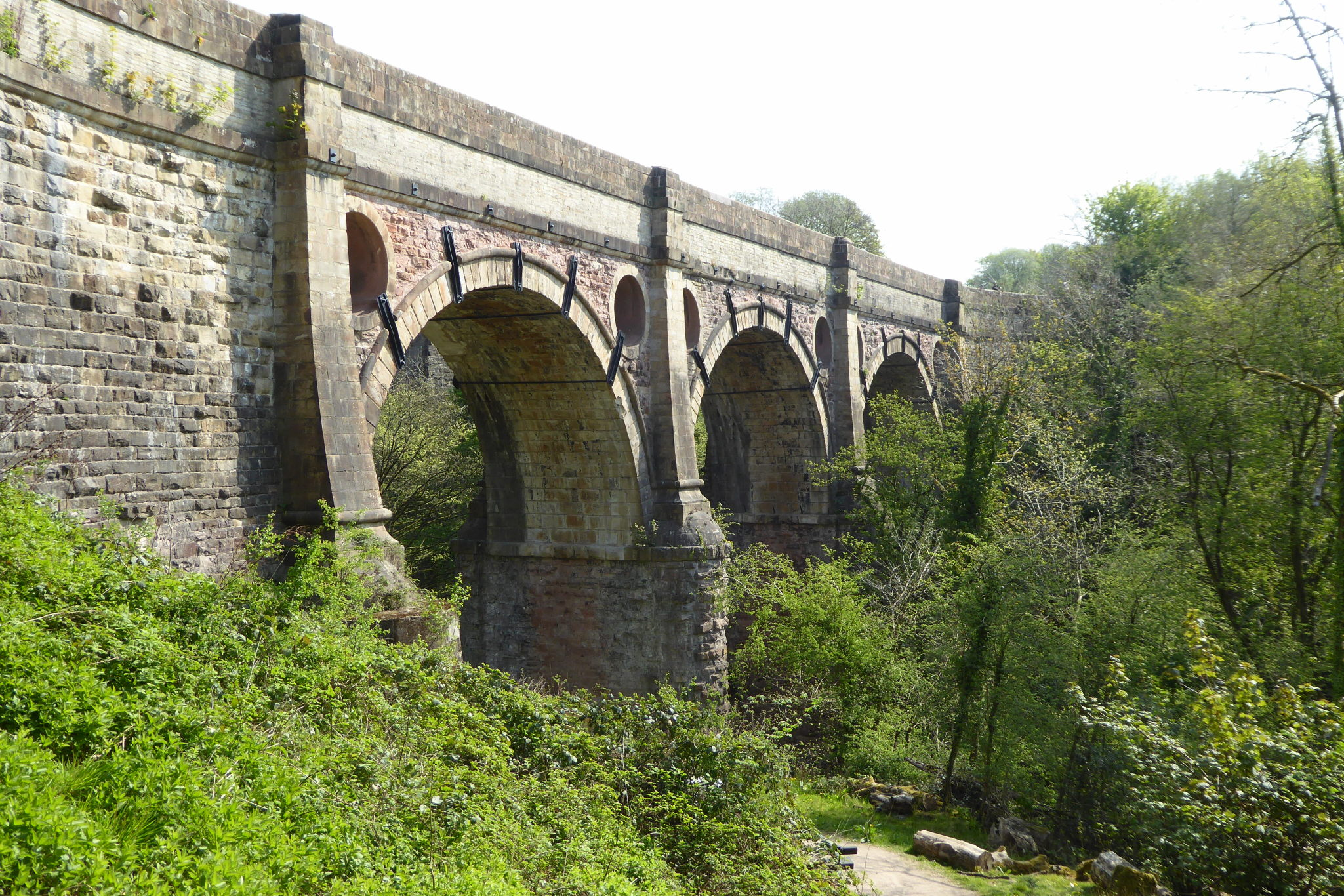 The mighty Marple Aqueduct