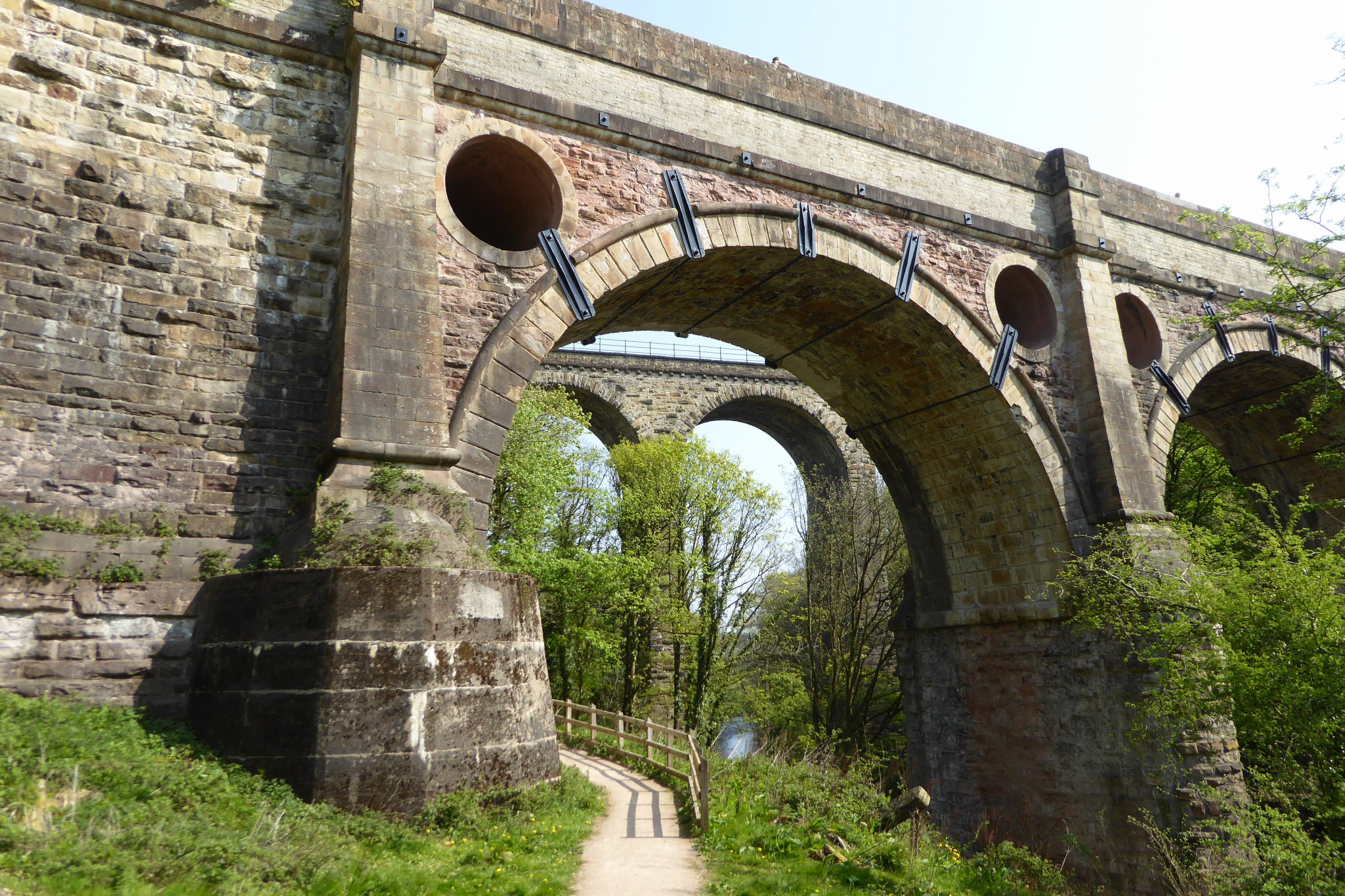Marple Aqueduct and Viaduct