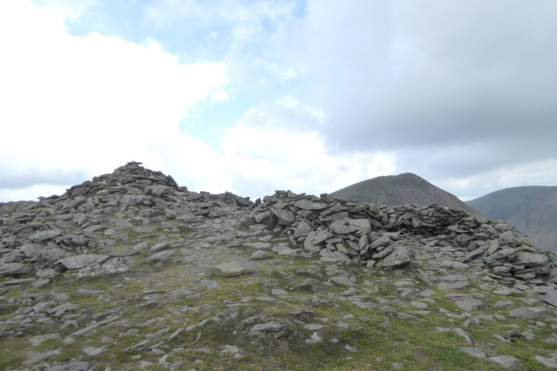 Summit of Brown Pike