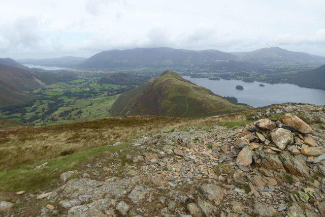 Catbells and Derwent Water