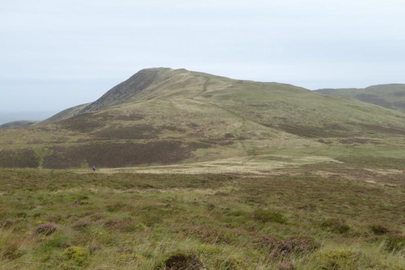 Gavel Fell, seen from Blake Fell