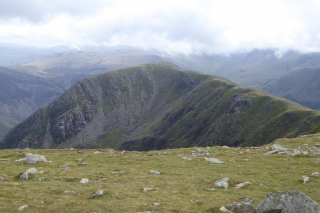 High Crag, seen from High Stile