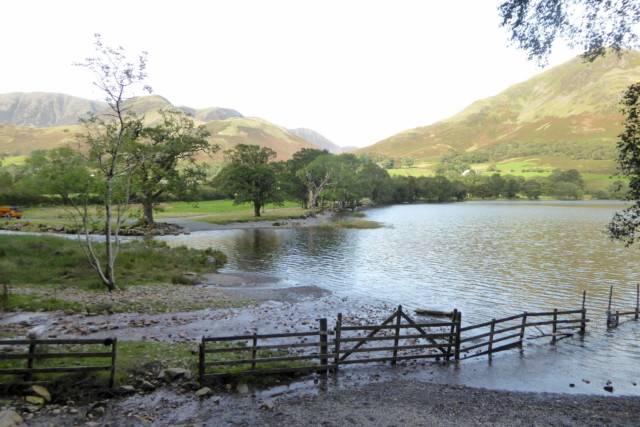 The northern end of Buttermere