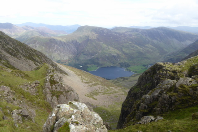 The view from Eagle Crag