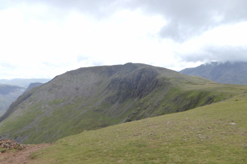 High Stile, seen from Red Pike