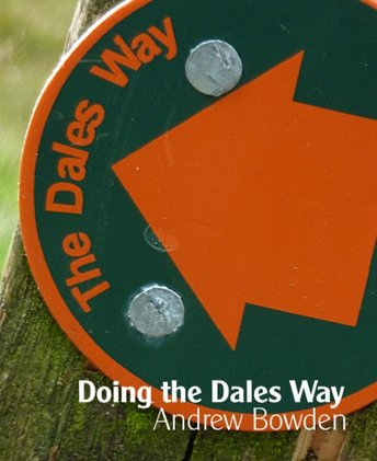 The cover for Doing the Dales Way